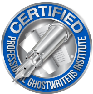 Certified Professional Ghostwriters Institute